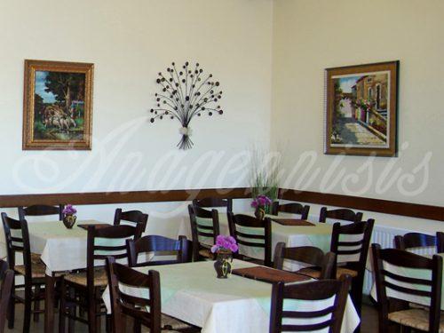 11. Εστιατόριο Αναγέννησις | Ζεστός & Φιλόξενος Χώρος