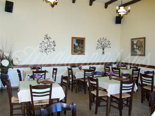 21. Εστιατόριο Αναγέννησις | Ζεστός & Φιλόξενος Χώρος