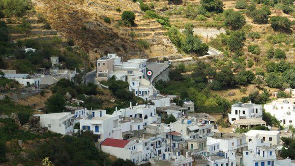 Koronos Village - Naxos Island