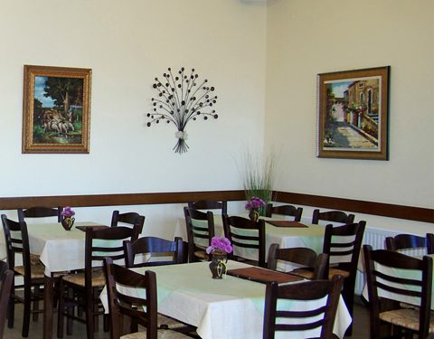 08. Εστιατόριο Αναγέννησις | Ζεστός & Φιλόξενος Χώρος