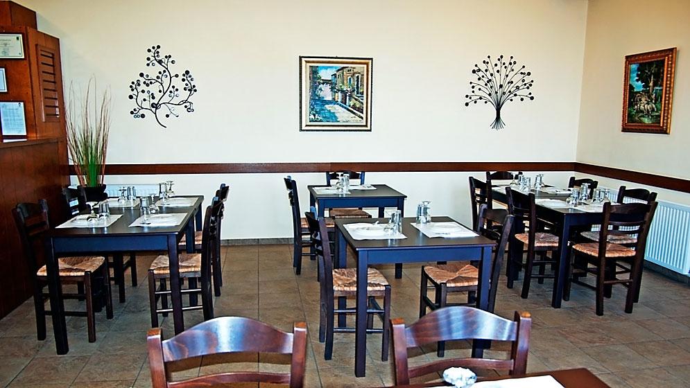 04. Εστιατόριο Αναγέννησις Νάξος | Ζεστός & Φιλόξενος Χώρος