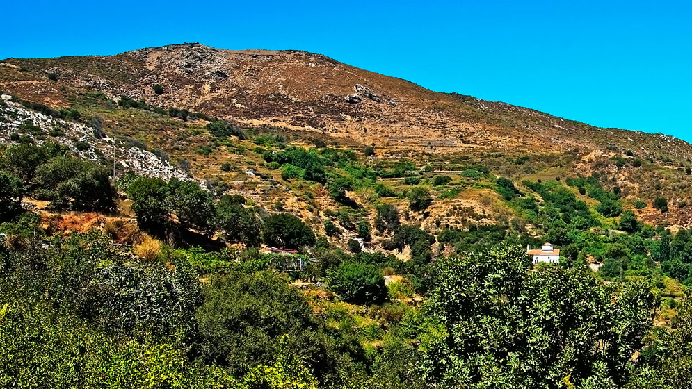07. Anagennisis Restaurant Naxos | Magical View